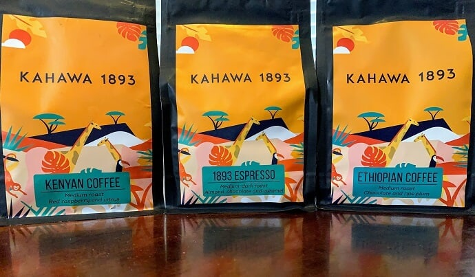 Kahawa 1893 African Coffee