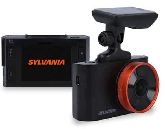 Sylvania Roadsight Pro Camera