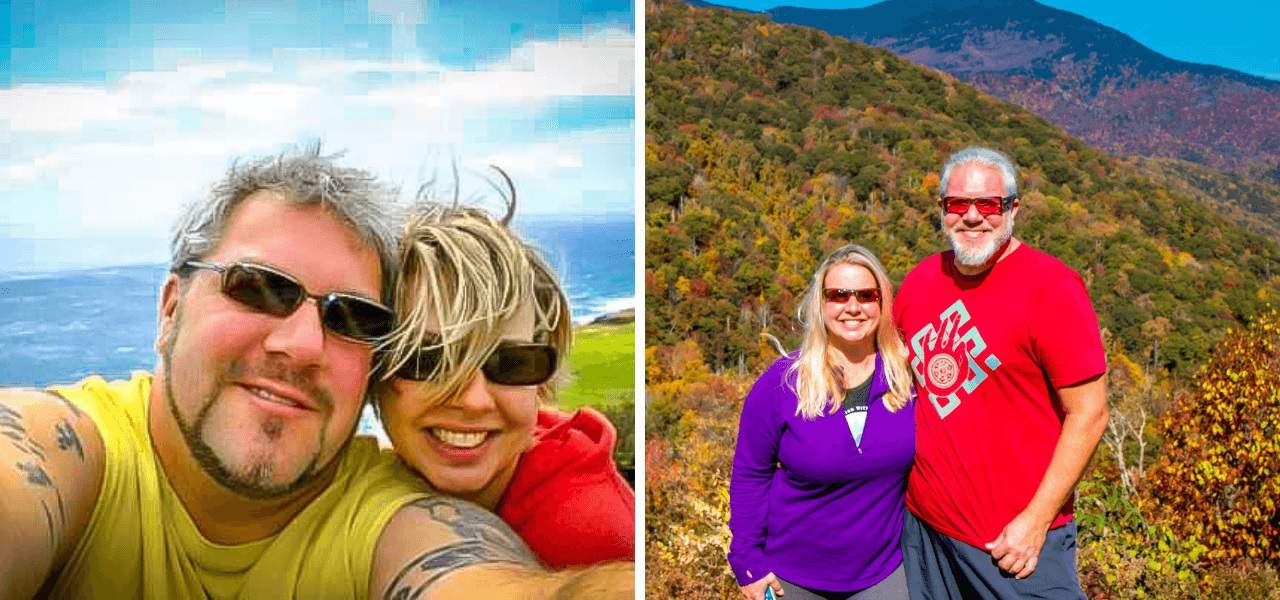 Green Global Travel's Bret Love & Mary Gabbett Anniversary