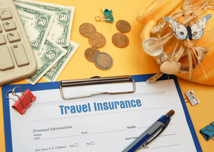 travel insurance cost