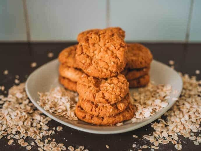Anzac Biscuits by Chris Fry