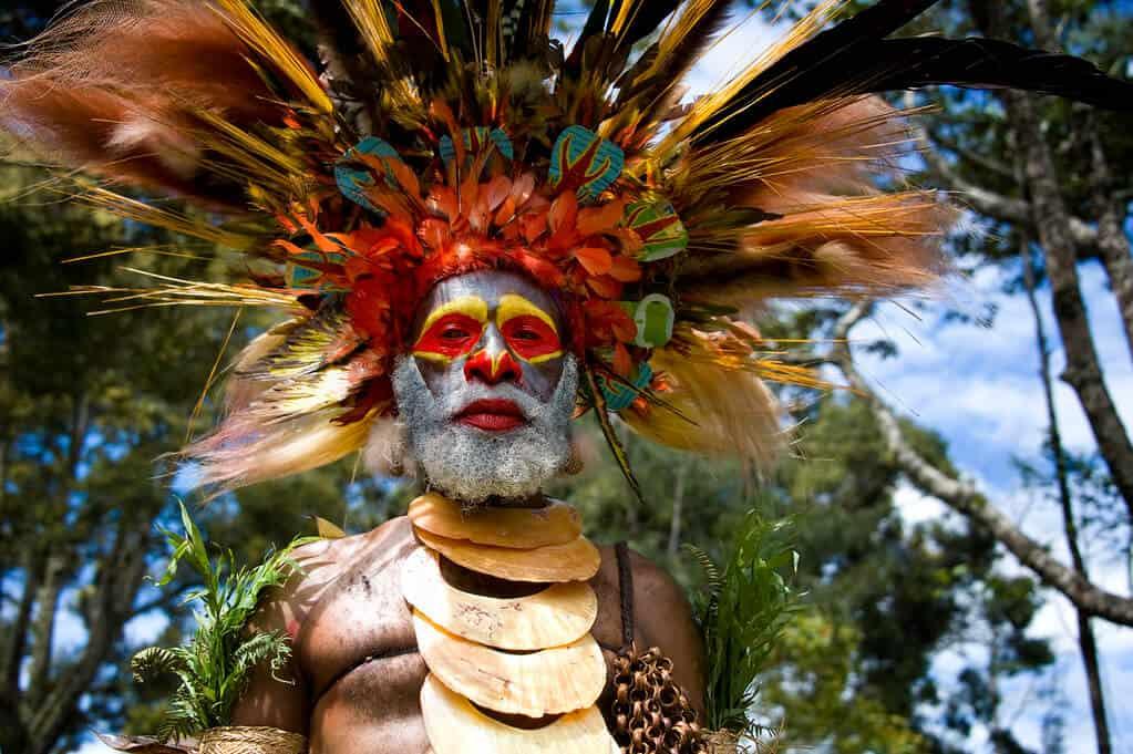 Mount Hagen Culture Show