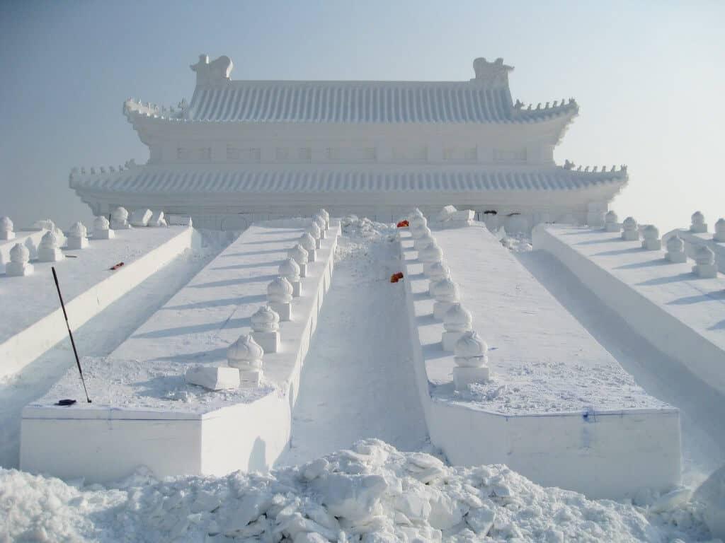 Harbin Snow & Ice Festival