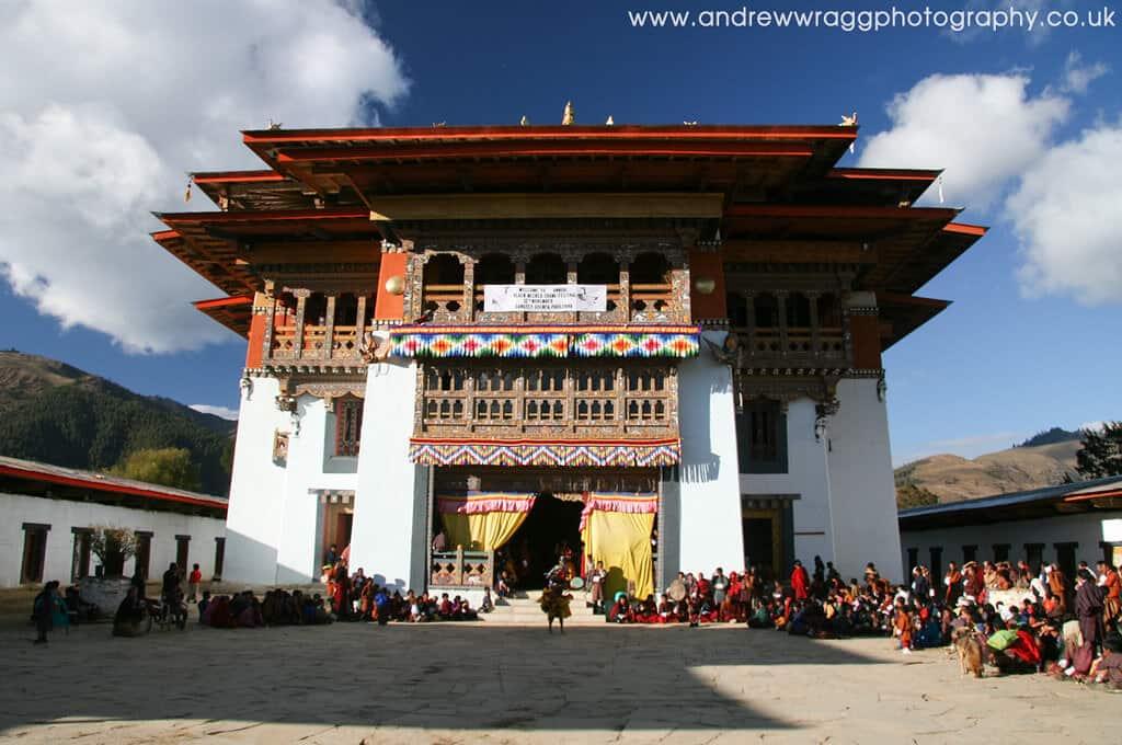 Gangtey Gompa - Bhutan
