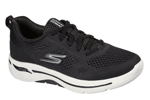 Sketchers Womens Go Walk Arch Fit Shoes