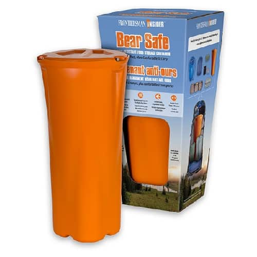 Bear Food Safe