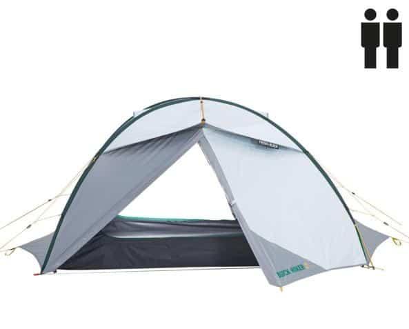 Decathlon floclaz QuikHiker 2p tent