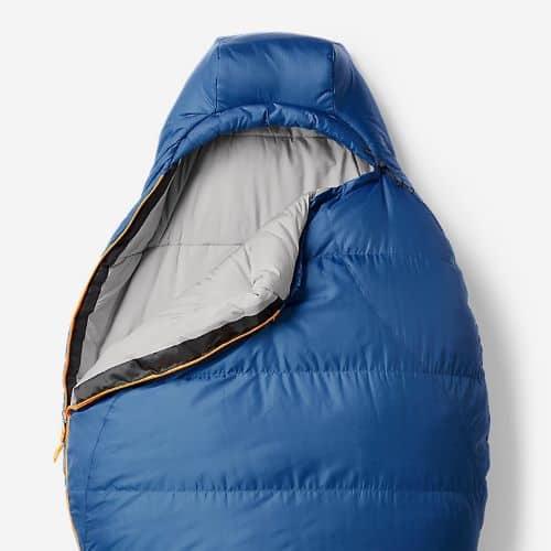 Eddie Bauer Snowline 20° Down Hybrid Mummy Bag