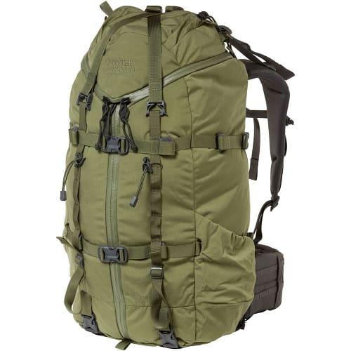 Mystery Ranch Terraframe 3-zip backpack