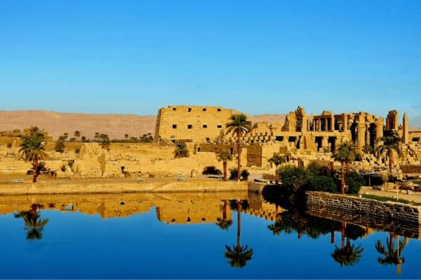 Safest countries in Middle East for Americans - Luxor via Canva