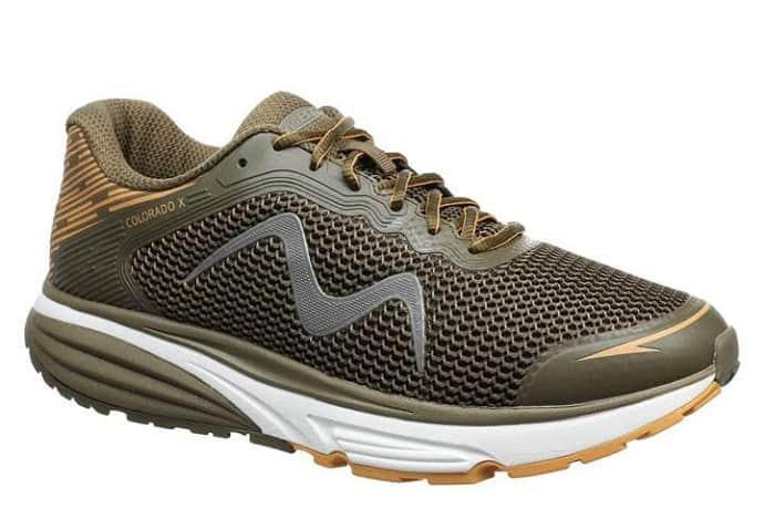 MBT Colorado X Mens Outdoor Shoes