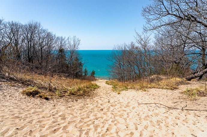Indiana Dunes Hike by Where Are Those Morgans