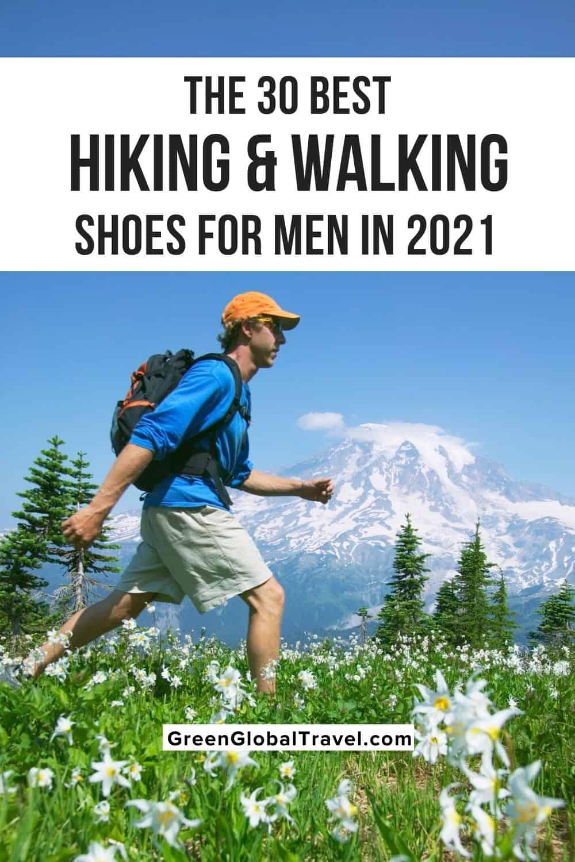 Mens Hiking Walking Running Shoes