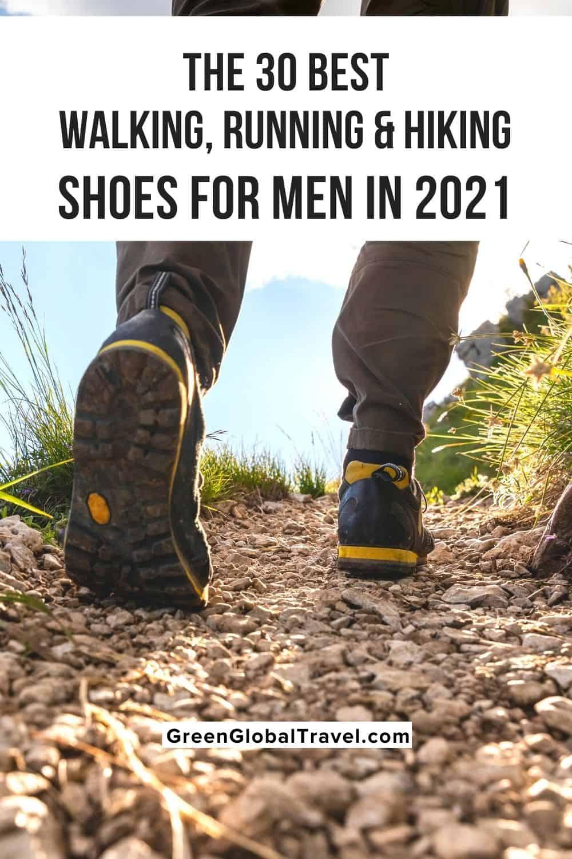 Mens Hiking Walking Running Shoes 2021
