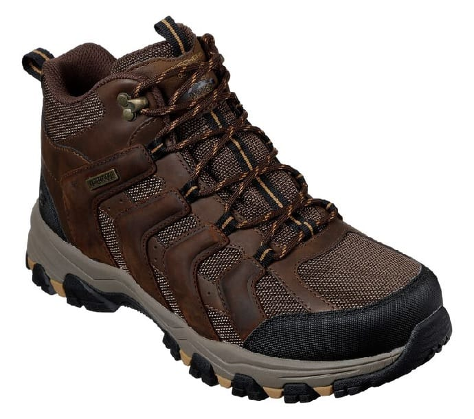 Skechers Outdoors Skechers Relaxed Fit: Selmen - Relodge Mens Hiking Boots