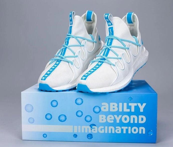 Speedlion's Water Repellent Light Weight Running Shoes