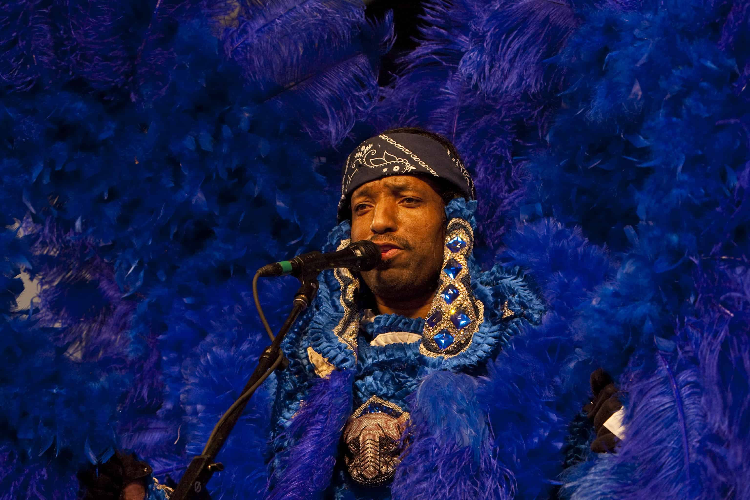 Treme New Orleans: Donald Harrison Jr at NOLA Jazz & Heritage Festival