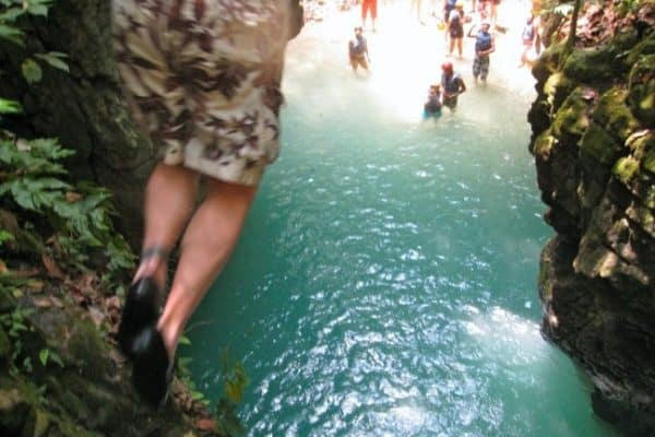 Conquering 27 Waterfalls of Damajagua in the Dominican Republic