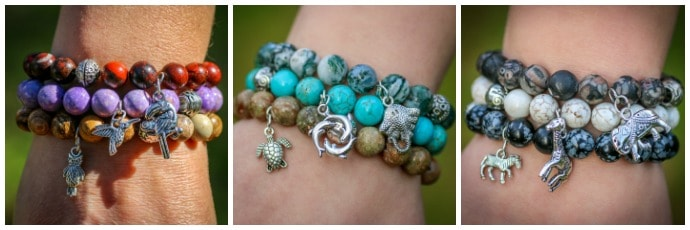 Bracelets That Give Back by Green Global Travel