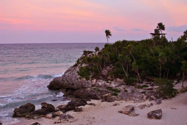 RIVIERA MAYA PHOTO GALLERY: Tulum & Coba Mayan Ruins, Monkeys & More!