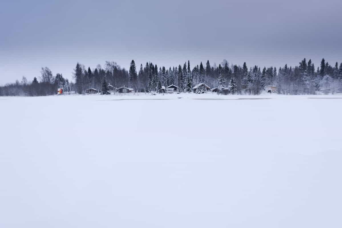 Finnish Lapland: Kemi island