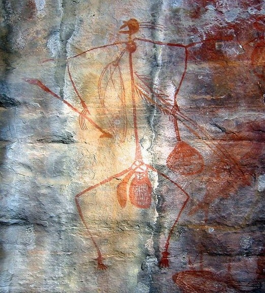Aboriginal Rock Art, Ubirr Art Site, Kakadu National Park