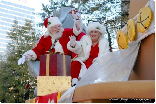 Atlanta Christmas Parade by Children's Healthcare