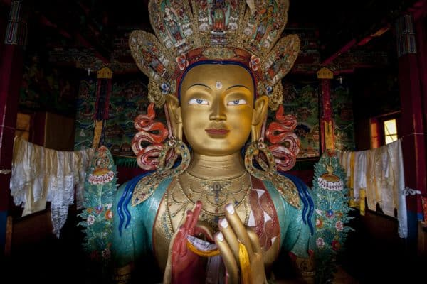 PHOTO GALLERY: Tibetan Culture In Ladakh