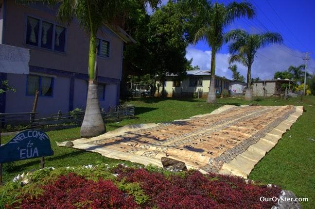 Welcome to Eua Island, Tonga