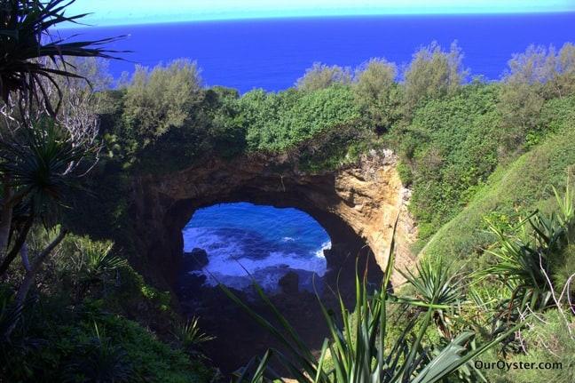Hiking Eua Island, Tonga