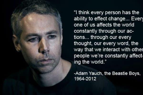 Immaturity, Redemption & the Death of Beastie Boys Adam Yauch