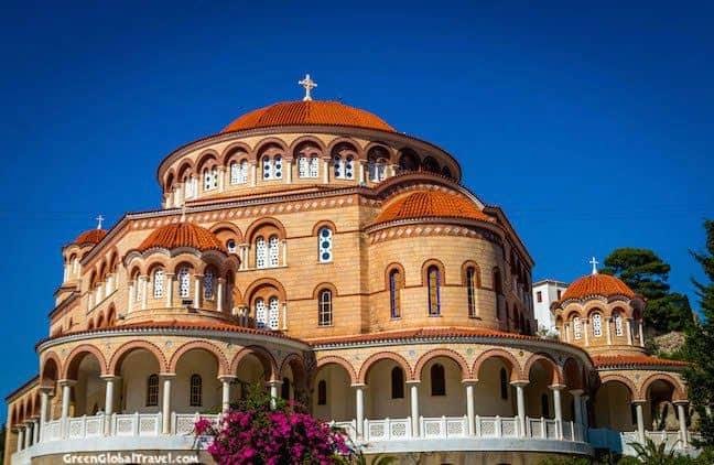 Aegina_Island_Agios_Nektarios_Greece