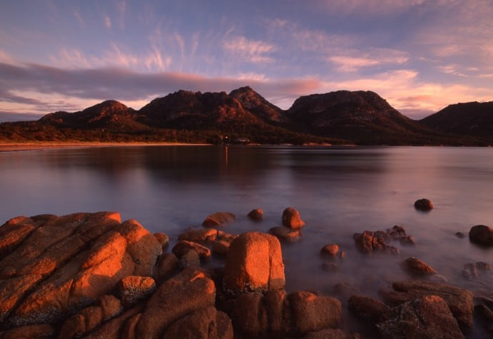 Freycinet National Park, one of 10 Australian National Parks for Your World Travel Bucket List