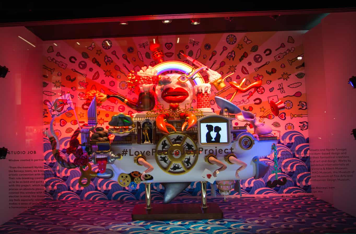 Nyc Christmas Windows 2020 Barneys New York Christmas Windows 2020 | Cukwds.newyearpro2020.info