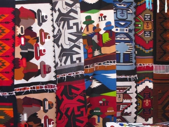 Become a Responsible Traveler-Textiles in Ecuador