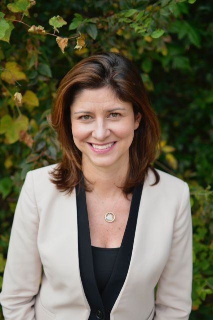 Dian Fossey Gorilla Fund President/CEO Tara Stoinski