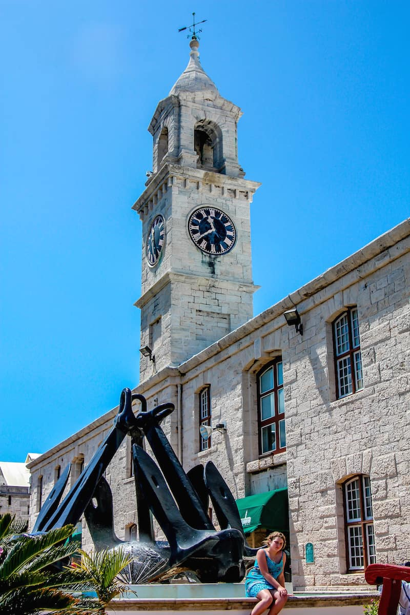The_Clock_Tower_at_the_Royal_Naval_Dockyard