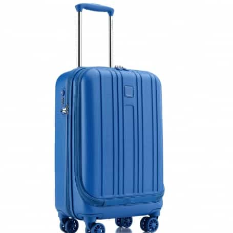 Best Gear for Travelers - Hedgren Trolley Boarding Hardside Luggage