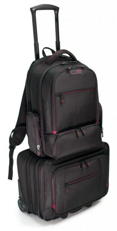 Best Gear for Travelers - Mobile Edge Professional Backpack and Rolling Case