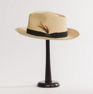 Best Gear for Travelers - Stefeno Panama Hat - Kevin