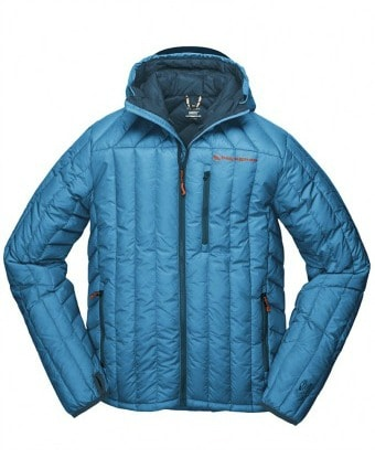 Best Gifts for Travelers - Big Agnes Men's Shovelhead Hooded Jacket