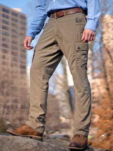 Best Gifts for Travelers - Clothing Arts Adventure Traveler Green Pant