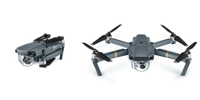 Best Gifts for Travelers - DJI Mavic Pro