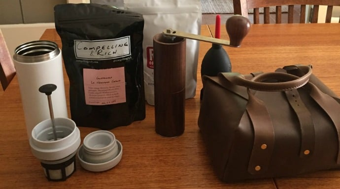 Best Gifts for Travelers - Espro Coffee Travel Press
