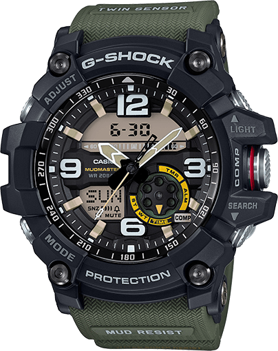 Best Gifts for Travelers - G-SHOCK's MASTER OF G Watch