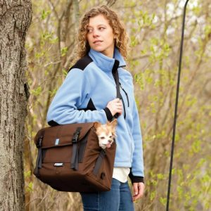 Best Gifts for Travelers - Kurgo K9 Courier Pet Carrier