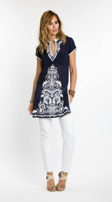 Best Gifts for Travelers - Sulu Collection Roopa Tunic