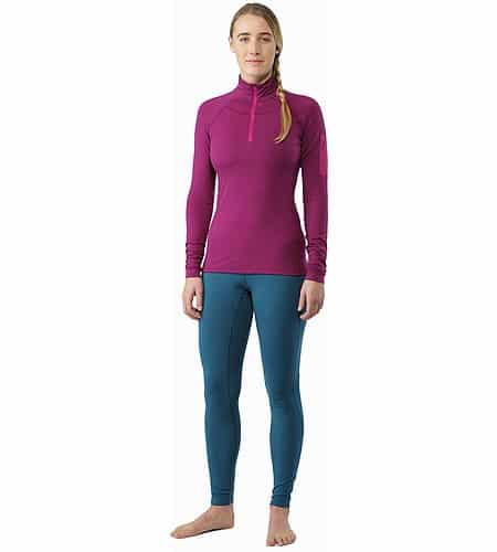 Best Outdoor Supplies for Autumn 2016- Arcteryx Satoro-AR-Base Layer Bottom-Womens
