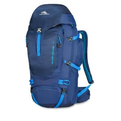 Best Outdoor Supplies for Autumn 2016- High Sierra Karadon 65L M-L