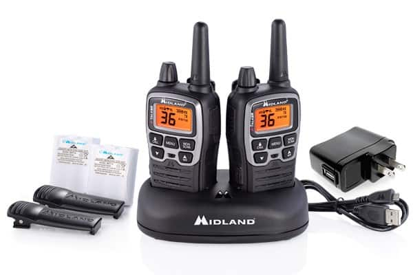 Best Outdoor Supplies for Autumn 2016- Midland X-Talker Two Way Radios